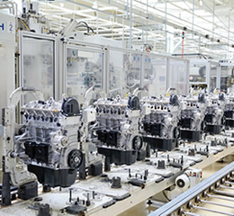 Manufacturing and industry